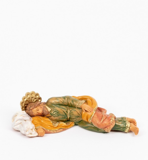Śpiący Święty Józef (246) wys. 12 cm
