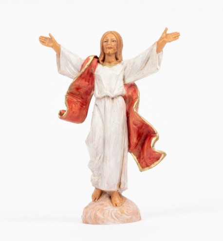 Chrystus Zmartwychwstały (354) wys. 12 cm