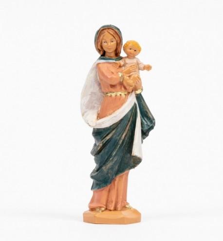 Matka Boska z Dzieciątkiem (356) wys. 12 cm
