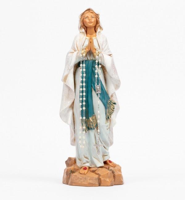 Matka Boska z Lourdes (882) wys. 31 cm