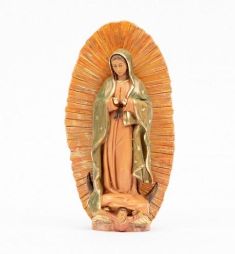 Matka Boska z Guadalupe (1113) wys. 18 cm