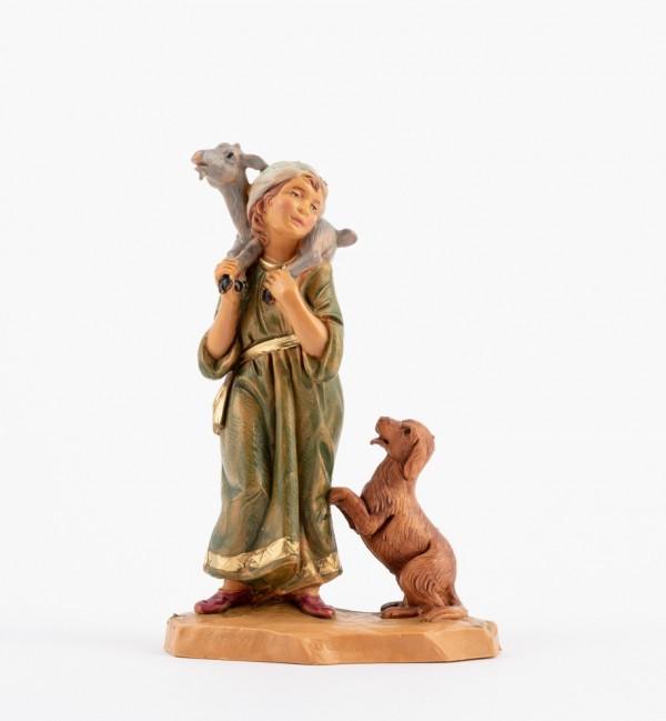 Pasterz (122) do szopki wys. 12 cm