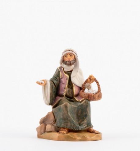 Pasterz (129) do szopki wys. 12 cm