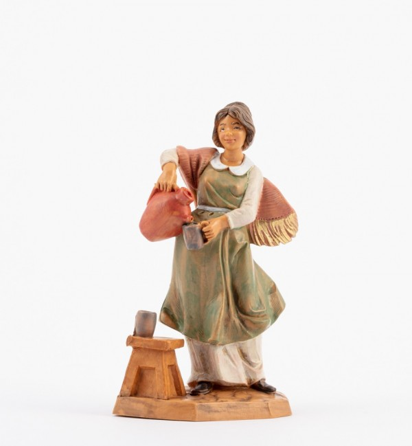 Pasterka (157) do szopki wys. 12 cm