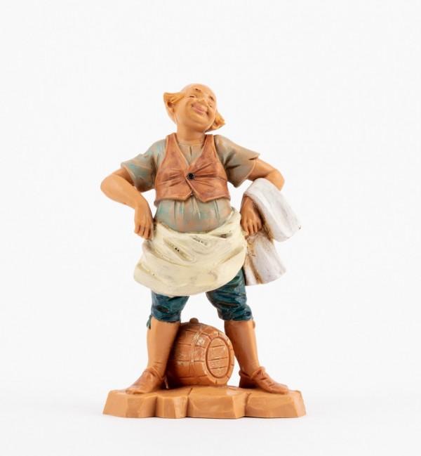 Pasterz (280) do szopki wys. 12 cm