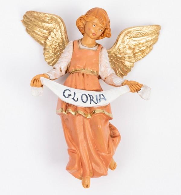 Aniołek chwały do szopki wys. 12 cm