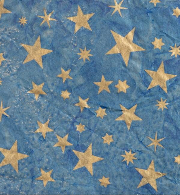 Arkusz tła malowanego nieba jasny 100x70 cm