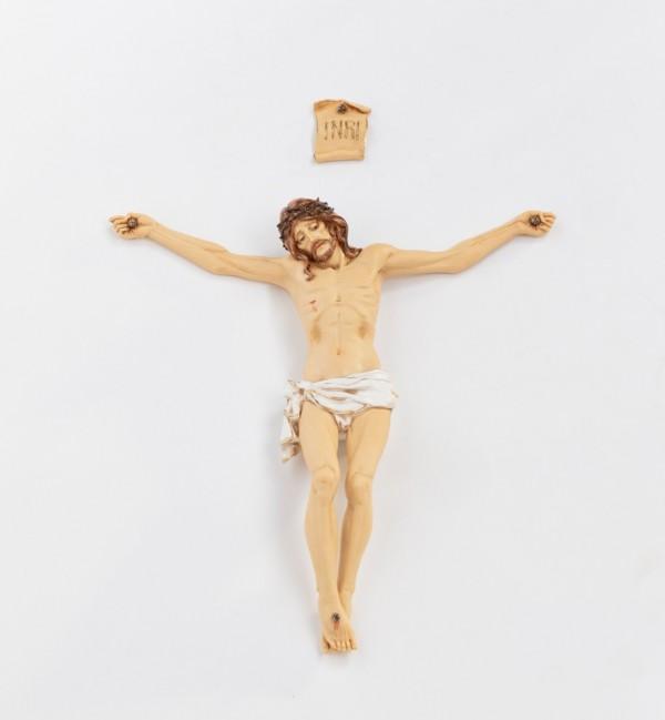 Ciało Chrystusa z żywicy nr 10 wys. 50 cm